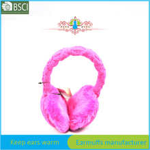 Winter ear muffler for ears