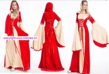 """Sexy lingerie <span cla=""""_product""""></span> Gothic Wicca Robe Witchcraft Larp Cape medieval renaiance dre cos Walson city expre"""