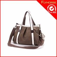 all cotton unisex best sell school bags