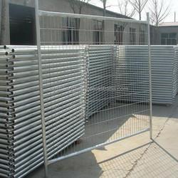 Cheap Australian hot galvanized sheet metal fence panel