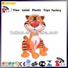 Custom Kids Play Cheap PVC Inflatable Toys For Promotion,Christmas Inflatable Tigers Toys