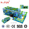 Ocean theme indoor playground equipment for sale
