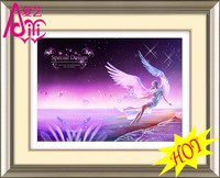 ANGEL GIRL PHOTO IMAGE HOT OIL PAINTING PHOTO IMAGE WALL DIY CRYSTAL DIAMOND PAINTING DIAMOND HOME DECOR OIL PAINTING