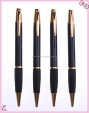 luxury business pen golden metal heavy expensive ballpoint pen