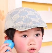 wholesale 2015 new fashionable cowboy kids beret do old cap