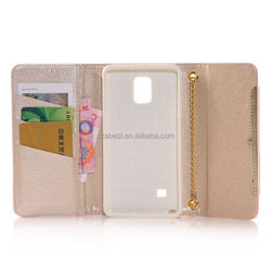 Low price best selling cow leather case for ipad 5/air