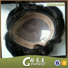 China manufacturer wholesale cheap human hair silicone wig