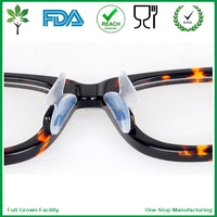 Silicone Rubber Nose Pad For Eyeglasses