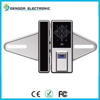 Fingerprint cylinder digital keypad door lock, electronic password cabinet lock