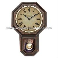 Old Fashion Pendulum Wall Clock