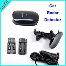 Radar Detector Factory Low Prices Cooperate With GPS Navigation Police Radar 360 Degree Detection Built-in Loud Speaker Hidden