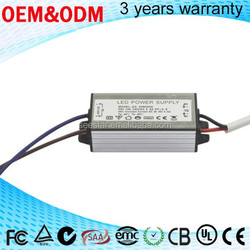 24w driver led high PF waterproof ip65 triac dimmable led driver 300ma for street light