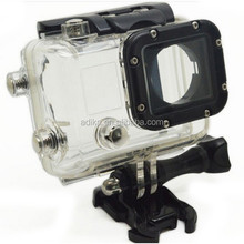 Go pro accessories LCD Version Go pro Waterproof Housing, for Go Pro He ro 3 with LCD. 30-Meter Waterproof ADK-GP242