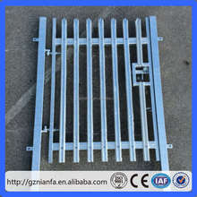 Galvanized Palisade fencing /powder coated Palisade Fence/palisade fence system(Guangzhou factory)
