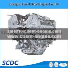 MTU 956 engine
