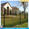 Garden fence, prefabricated steel fence for garden fence , swimming pool fence