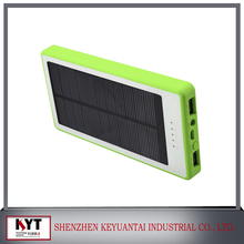Cute solar power bank charger, best power bank brand, power bank 7000mAh(CE,FCC,ROHS)