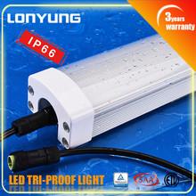 Led Parking Lot Lighting,ip65 ip66 Led Tri Proof Light Own Patent