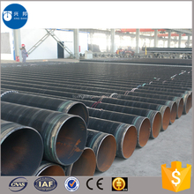 Construction materials 3pe carbon steel pipe with epoxy powder coated for Sri Lanka oil and gas pipeline system