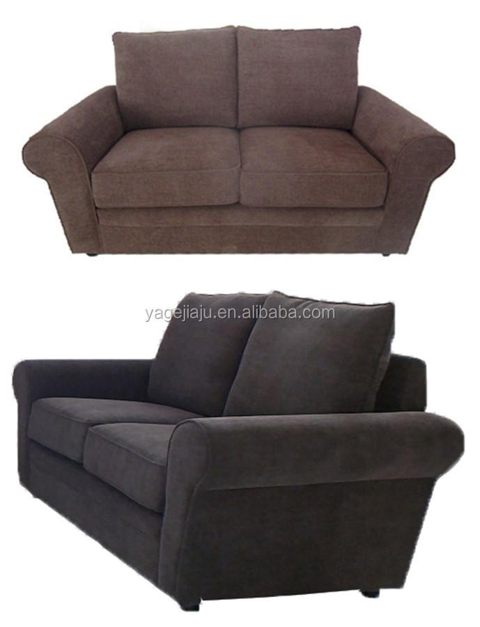 American modern living room two seat sofa fabric sofa for Two seater sofa living room ideas