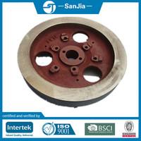 Machinery Engine Parts Cast Iron Diesel Engine Flywheel