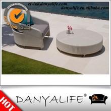 DYSF-D1102 Wicker Garden Patio Sofa Set Rattan Outdoor Restaurant Sofa Chair Single Swimming Pool Sofa Chair