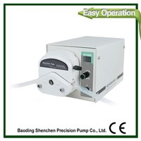 High precision designer low price mineral oils peristaltic pump