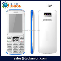 yestel mobile phone C2 Hot Sell 2.4 inch 2G wholesale all China mobile phone models