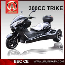 EEC 300cc Motorcycle Trike Scooter