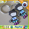 Custom Soft PVC Keychain,Soft Rubber Keychains,Silicone Keyring