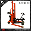 2015 Electric Weight scale hydraulic oil drum lifter carrier truck