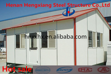 modern low cost beach one bedroom small prefab houses for made in china