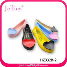 Leisure Ladies PVC Sandals Jelly Shoes
