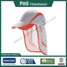 Sun Protection Cap with flaps / Anti-UV UPF 50+