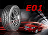 BESTRICH brand automobile tire E01 hot new products for 2015 205/70R15