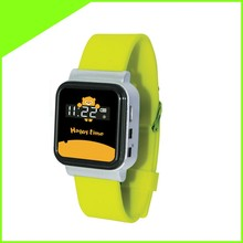 Multi-function gps watch tracker free platform service charge