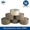 Wholesale Gray/Brown/Yellow Bopp Packaging Tape Normal Size 20-1000m China Supplier