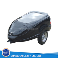 Olimy gel coat fiberglass custom trailer FRP custom trailer
