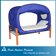 Privacy tent for bed