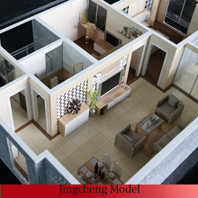 nice and modern home design model showing