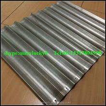 french perforated baking tray/aluminium baking trays