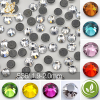 Cheap price with high quality Hot fix rhinestone on sale