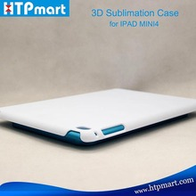 3D blank sublimation silicone 2d 3d animel sex gril mobile phone case for iPad mini4