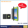 Wholesale 3 in 1 Detachable leather tablet case for ipad 234 case