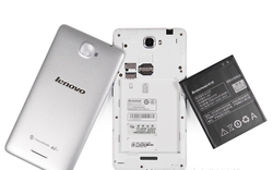 high quality lenovo s810t 5.5inch touch screen 4G lte single sim card dual camera 1280*720pixels android phone