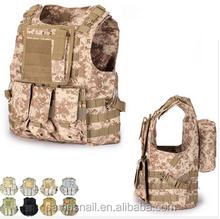 Airsoft tactical vest military amphibious molle vest multicam ver5 swat modular tactical combat vest military tactical gear