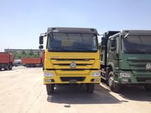Sinotruk howo 6x4 380hp dump truck tipper Vehicles