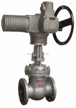 Cast Steel Electric Actuated Gate Valve