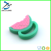 Funny bpa free food grade silicone baby adult teether toys