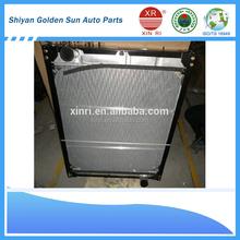 SHAANXI Shacman DeYu radiator for F2000 truck 340 375